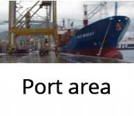 secutity-port-area